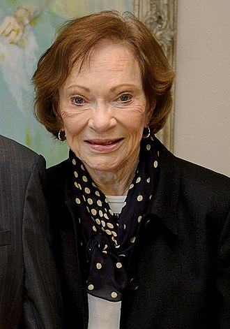 First Lady of the United States - Image: Rosalynn Carter 2016