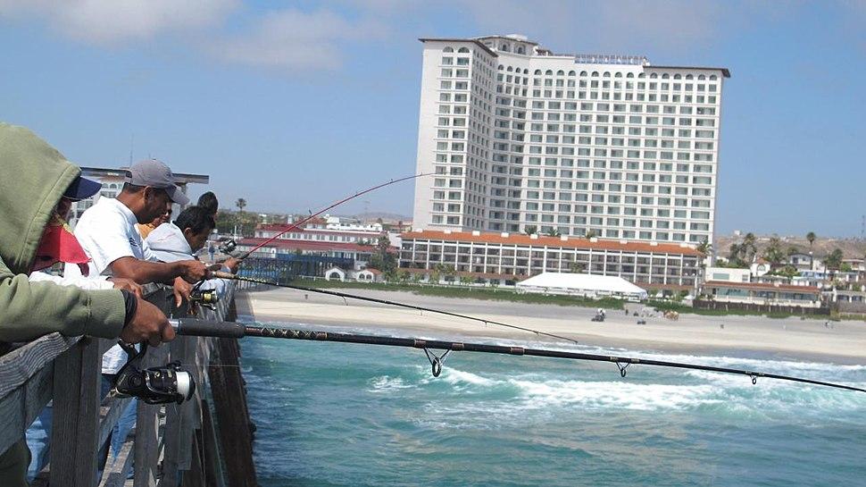 Rosarito Beach Hotel and Pier