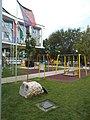 Rotary Club playground, Szabadság Square, 2017 Nyíregyháza.jpg