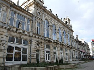 Dohodno Zdanie - Image: Rousse architecture