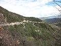 Route départementale RD 10 à La Rochette (Alpes-de-Haute-Provence).JPG