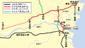 Route map of Awa electric tramway.png