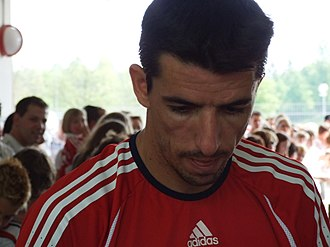Roy Makaay - Makaay at Bayern Munich in April 2007