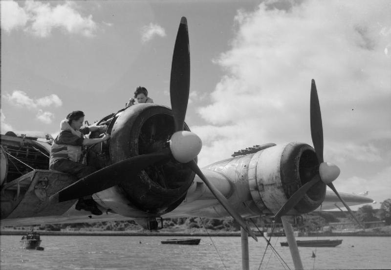 Royal Air Force Coastal Command, 1939-1945. CH11890