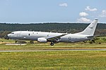 Royal Australian Air Force (A47-010) Boeing P-8A Poseidon conducting a touch-and-go at Canberra Airport (3).jpg