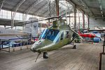 Royal Military Museum, Brussels - Agusta A109BA (11448959795).jpg