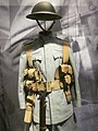 Royal Museum of the Armed Forces (Brussels). Uniform from the Portuguese Expeditionary Corps.jpg