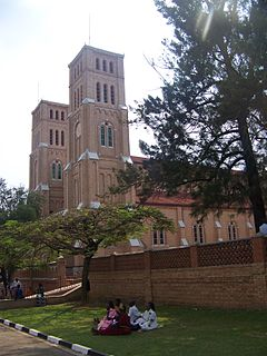 Rubaga Cathedral Catholic cathedral in Uganda