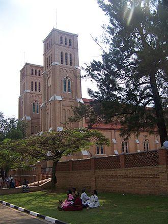 Rubaga Cathedral - Image: Rubaga Cathedral