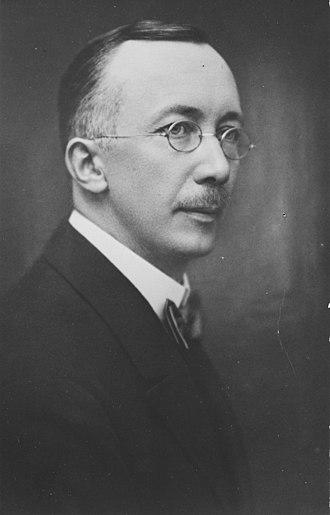 Rudolf Holsti - Image: Rudolf Holsti