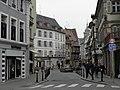 Rue des Boulangers, collégiale Saint-Martin (Colmar) (2).JPG