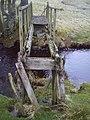 Ruined Bridge, North Medwin. - geograph.org.uk - 361520.jpg