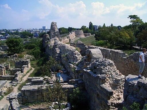Ruinen, Chersones