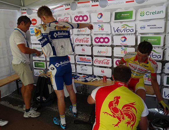 Rumillies (Tournai) - Tour de Wallonie, étape 1, 26 juillet 2014, arrivée (B14).JPG