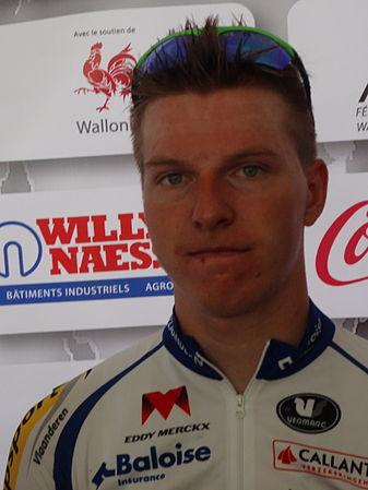 Rumillies (Tournai) - Tour de Wallonie, étape 1, 26 juillet 2014, arrivée (B29).JPG
