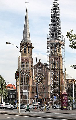 Russian Orthodox Church in Antwerpen (Sint-Jozefkerk).jpg