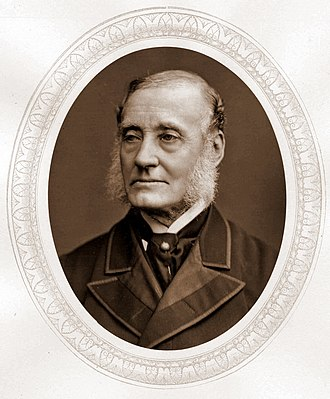 Rutherford Alcock - Sir Rutherford Alcock