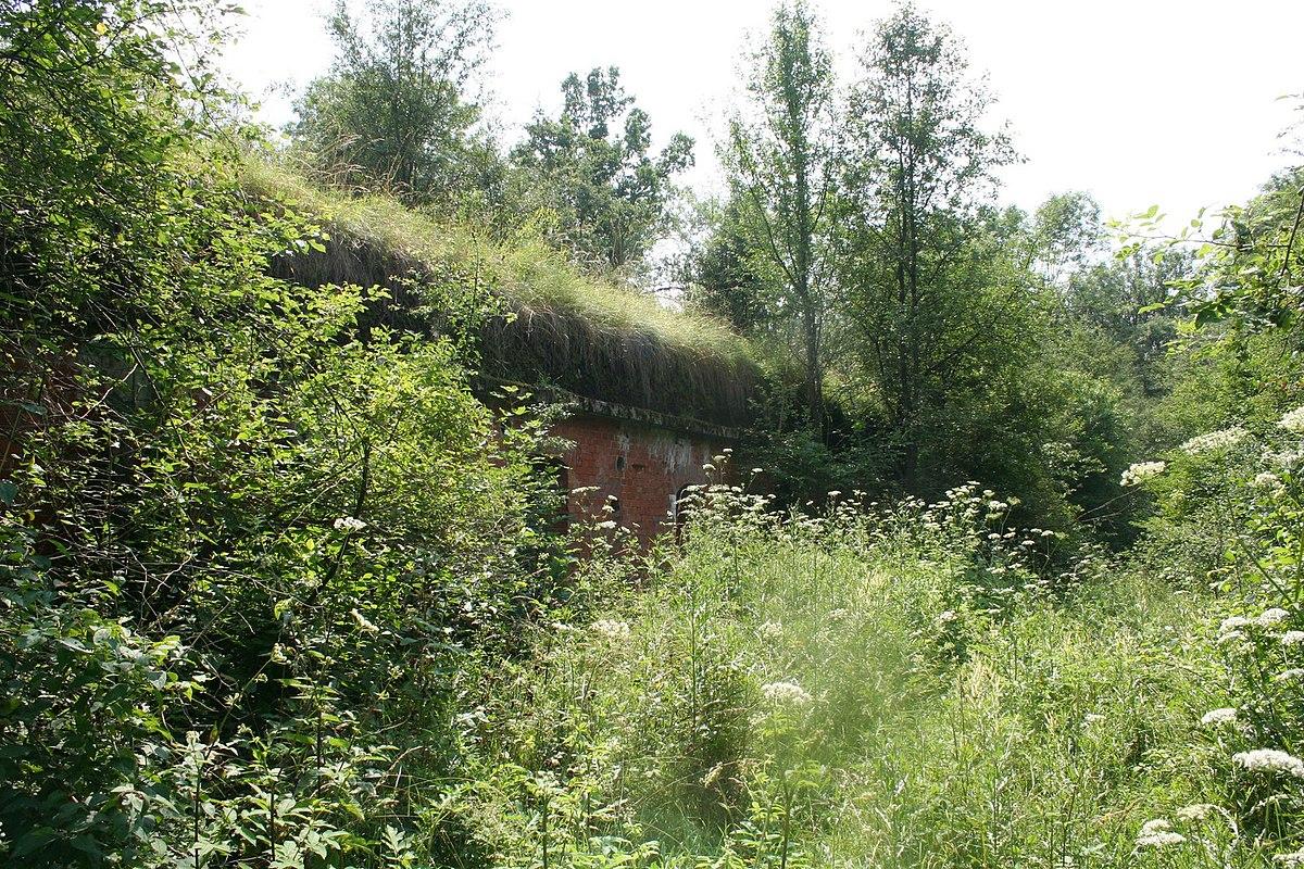 File Rybieniec Fort Vi 2012 07 06 Fot K Lewandowski 1453 Jpg Wikimedia Commons