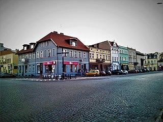 Szamotuły Place in Greater Poland Voivodeship, Poland