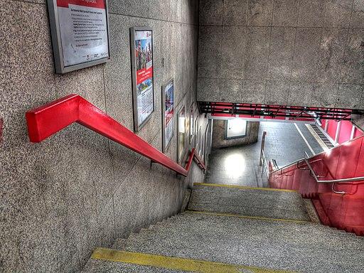 S-Bahn Zugang