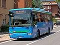 SAB Irisbus Crossway SAB 652 Albino viale Milano 20120712.JPG