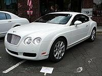 Bentley Continental GT thumbnail