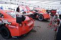 SCCA Nissan GT-R Tony Rivera Steve Ott LRears SPGP 28March2010 (14699253452).jpg