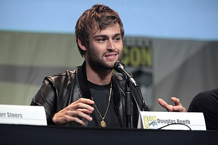 Booth at the 2015 San Diego Comic Con International promoting Pride and Prejudice and Zombies