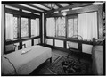 SLEEPING PORCH, SECOND FLOOR - Stan Hywet Hall, 714 North Portage Path, Akron, Summit County, OH HABS OHIO,77-AKRO,5-106.tif