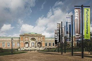 National gallery in Copenhagen, Denmark