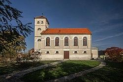 SM Michałowice Kościół św Michała Archanioła 2015 (2) ID 610097.jpg