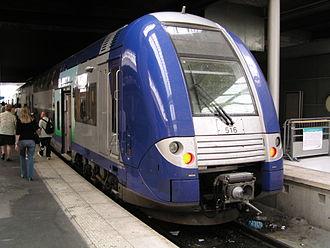SNCF Class Z 26500 - Z 26531 at Paris Gare du Nord on 5 September 2005.