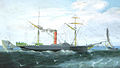 SS Forfarshire from a Contemporary Painting.jpg