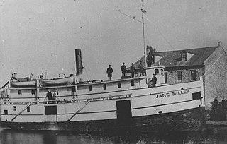 SS <i>Jane Miller</i>
