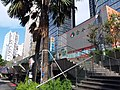 SZ 深圳 Shenzhen 羅湖 Luohu 深南東路 Shennan East Road August 2018 SSG BookCity mall stairs.jpg