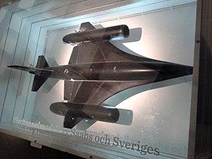 Saab 36 Vigilante