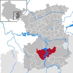 Saalburg-Ebersdorf in SOK