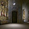 Sacristía de los Canónigos, Catedral de Pamplona. Puerta.jpg
