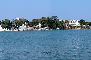Sagar, Madhya Pradesh - Image: Sagar City