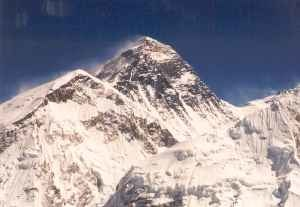 Extremes on Earth - Image: Sagarmatha ck Oct 18 2002