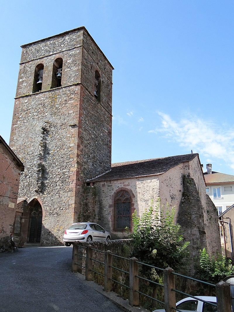 Saint-Sernin-sur-Rance - Collégiale Saint-Sernin -06.JPG