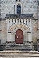 Saint Martin church of Nouans-les-Fontaines 03.jpg