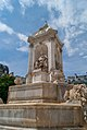 Saint Sulpice fountain June 2013.jpg