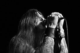 Wino mit Saint Vitus live in Kansas (2011)