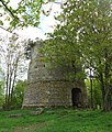 Sainte Barbe sur Gaillon - Ancien moulin des quatre vents.JPG