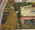 Sala dei misteri, resurrezione con alessandro VI 02.JPG