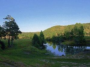 Salair Ridge - Image: Salair 01