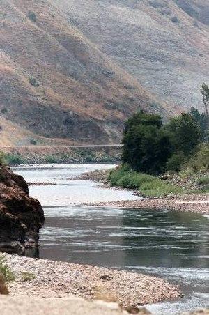 Salmon River (Idaho) - Image: Salmon river 1