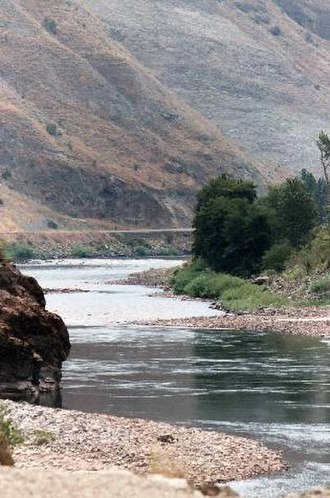 Salmon River (Idaho) - Image: Salmon river 1