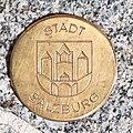 Salzburg - Altstadt - Steingasse 65 - 2017 08 09 - Plakette.jpg
